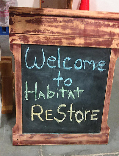 Welcome to Habitat ReStore