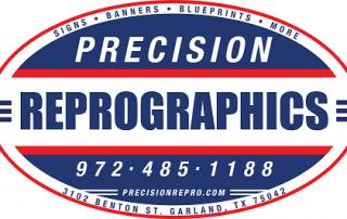 Precision Reprographics - Sponsor