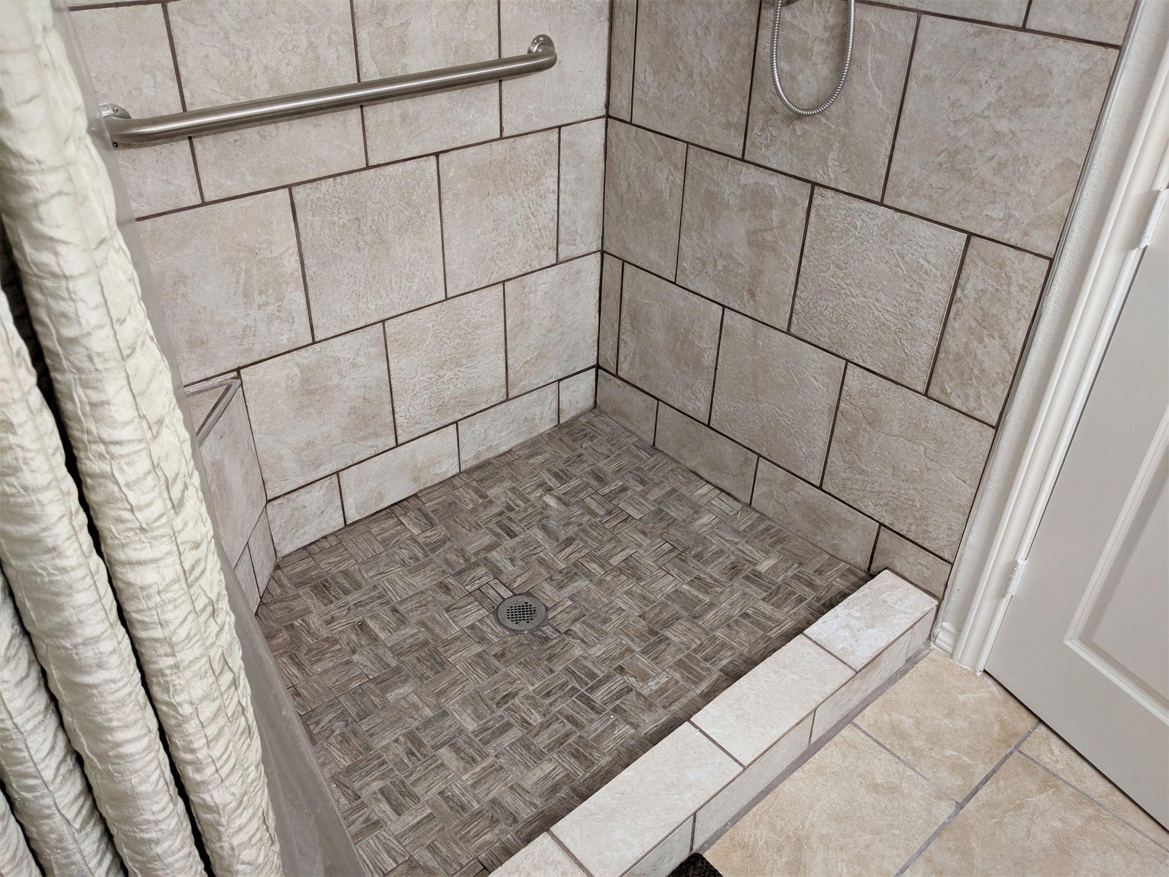 Habitat for Humanity Bathroom Remodel